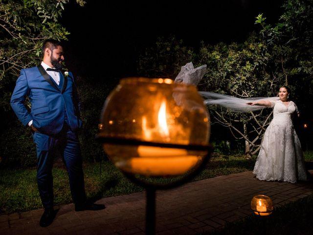 El matrimonio de Richard y Athenas en Chorrillos, Lima 84