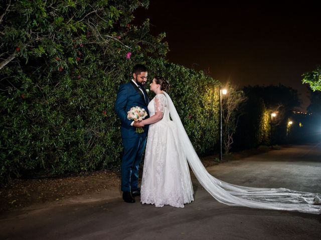 El matrimonio de Richard y Athenas en Chorrillos, Lima 85