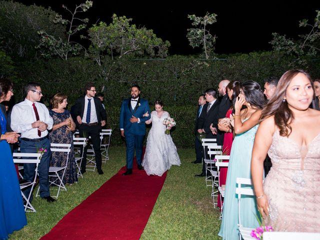 El matrimonio de Richard y Athenas en Chorrillos, Lima 88