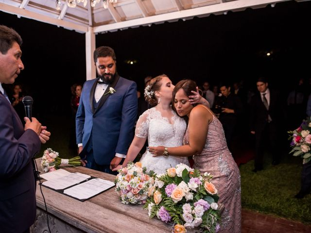 El matrimonio de Richard y Athenas en Chorrillos, Lima 92
