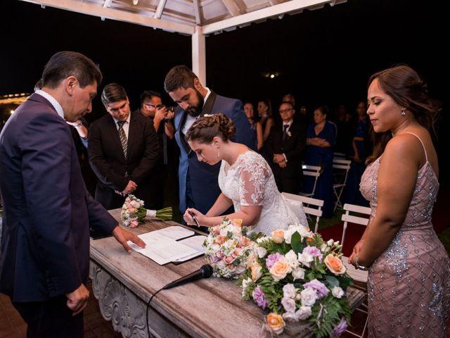 El matrimonio de Richard y Athenas en Chorrillos, Lima 98