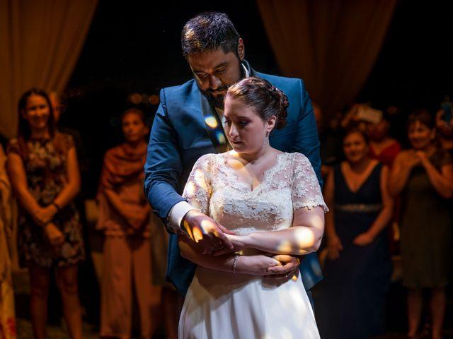El matrimonio de Richard y Athenas en Chorrillos, Lima 107
