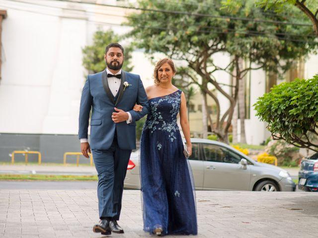 El matrimonio de Richard y Athenas en Chorrillos, Lima 145