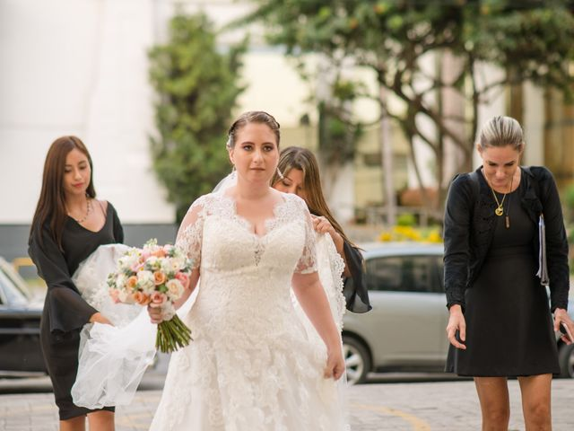 El matrimonio de Richard y Athenas en Chorrillos, Lima 150