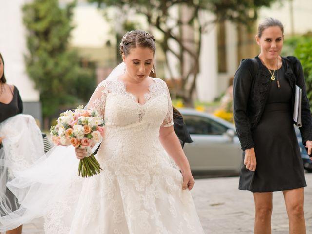El matrimonio de Richard y Athenas en Chorrillos, Lima 151
