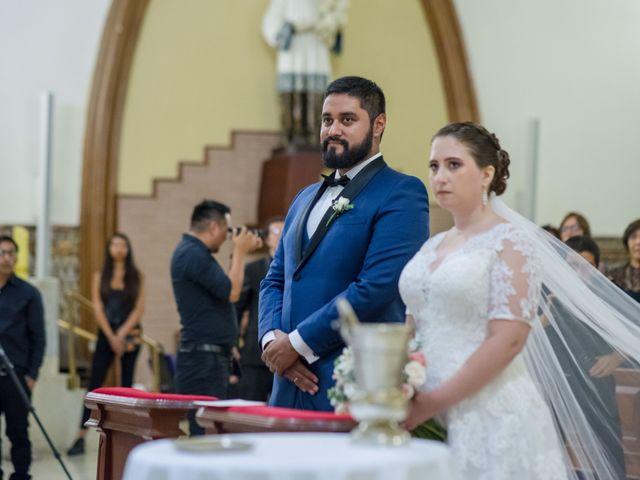 El matrimonio de Richard y Athenas en Chorrillos, Lima 161