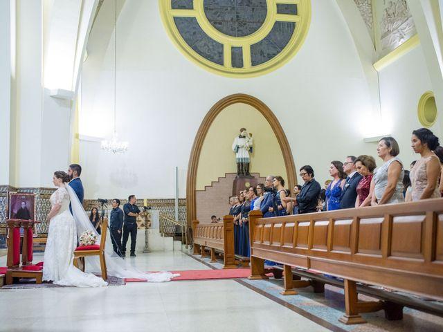 El matrimonio de Richard y Athenas en Chorrillos, Lima 163