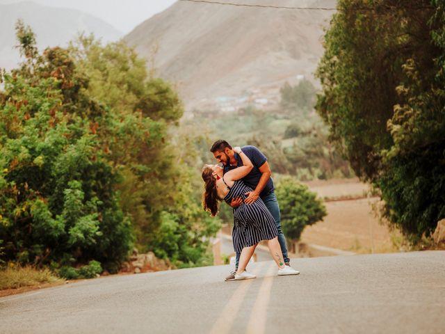 El matrimonio de Richard y Athenas en Chorrillos, Lima 202