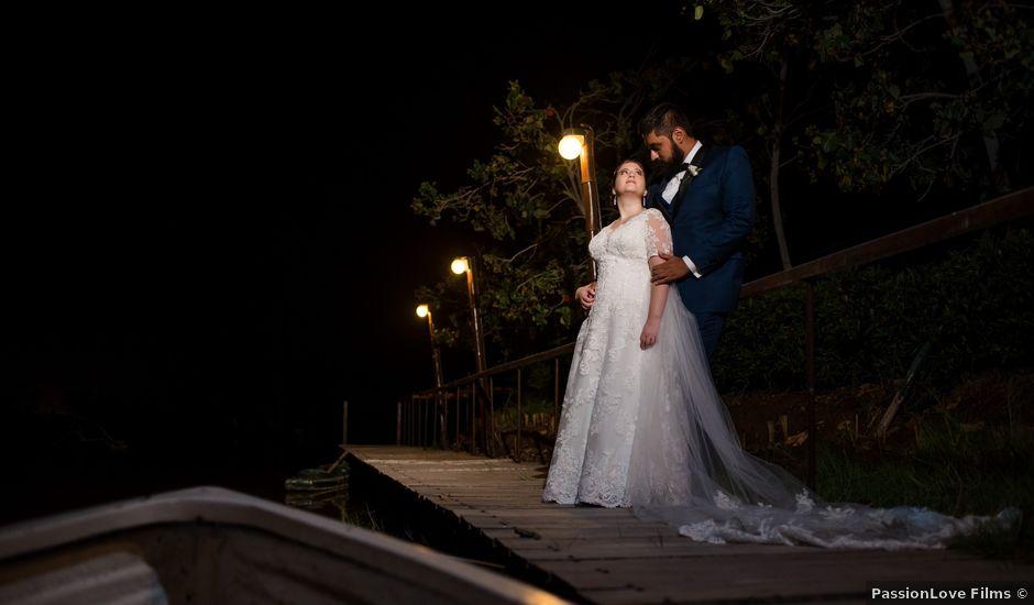 El matrimonio de Richard y Athenas en Chorrillos, Lima