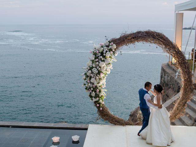El matrimonio de Claudia y Cesar