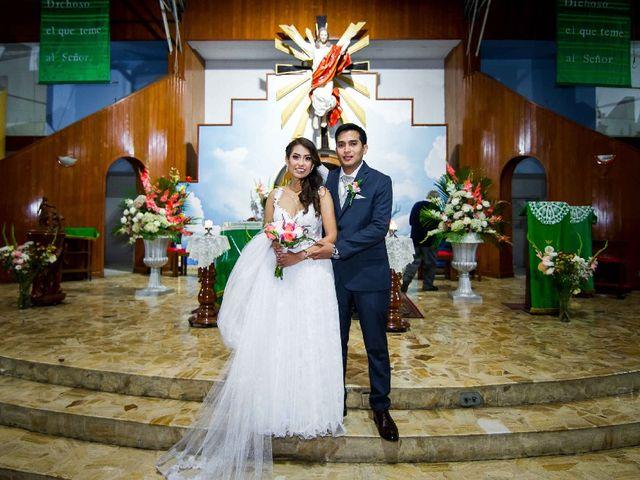 El matrimonio de Ana Claudia y Eduardo