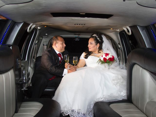 El matrimonio de Maria Elena y Marco