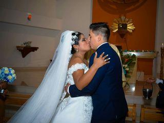 El matrimonio de Leslie y Cristian 3