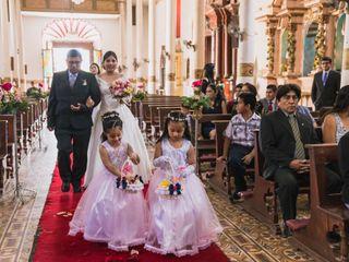 El matrimonio de Lisset y José 3