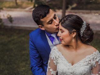 El matrimonio de Lisset y José