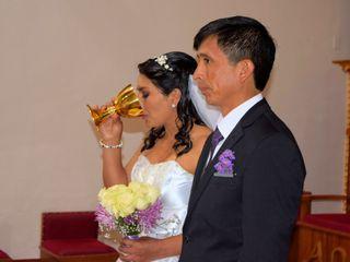 El matrimonio de Ruthy y Walter 2