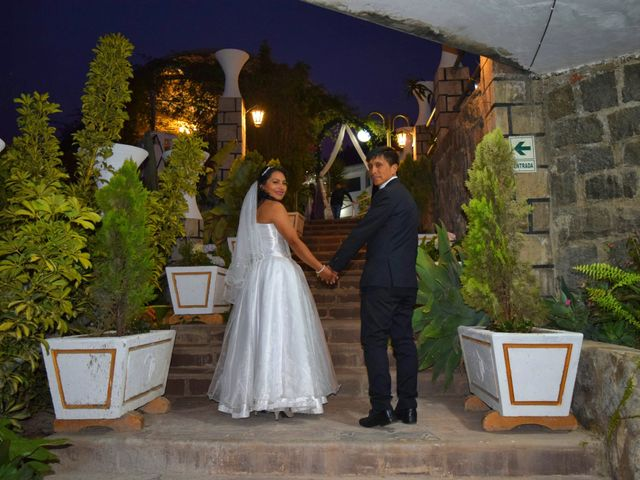 El matrimonio de Ruthy y Walter