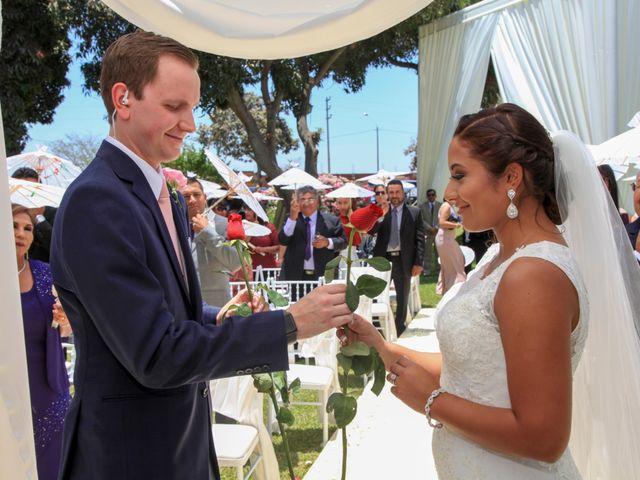 El matrimonio de Viviana y Tyler
