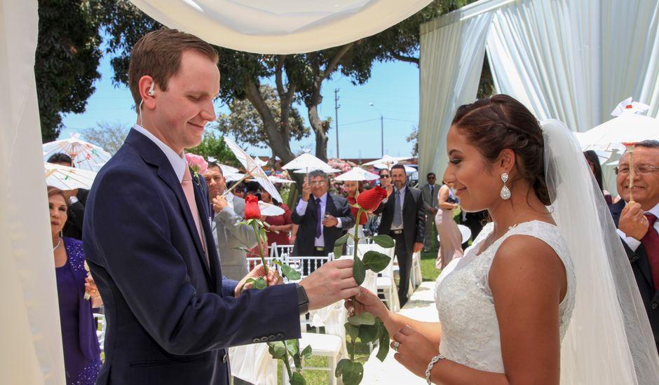 El matrimonio de Tyler y Viviana en Ica, Ica