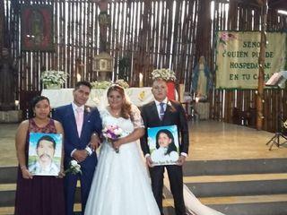 El matrimonio de Julissa  y Armando   1