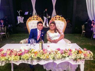 El matrimonio de Julissa  y Armando