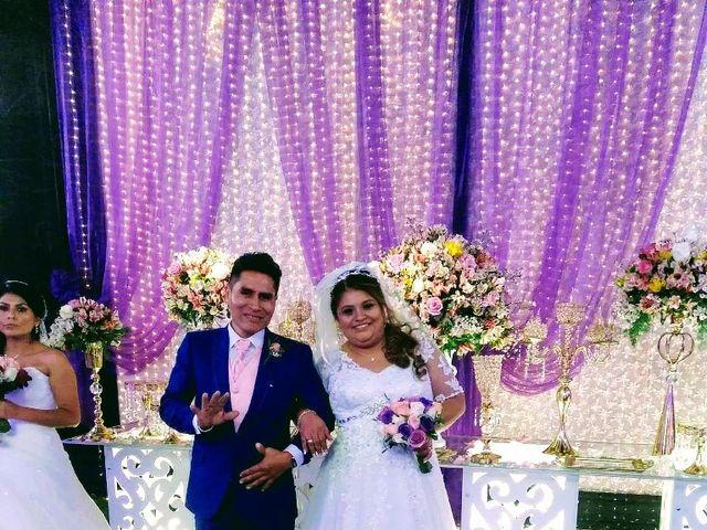 El matrimonio de Armando   y Julissa  en Ate, Lima 9