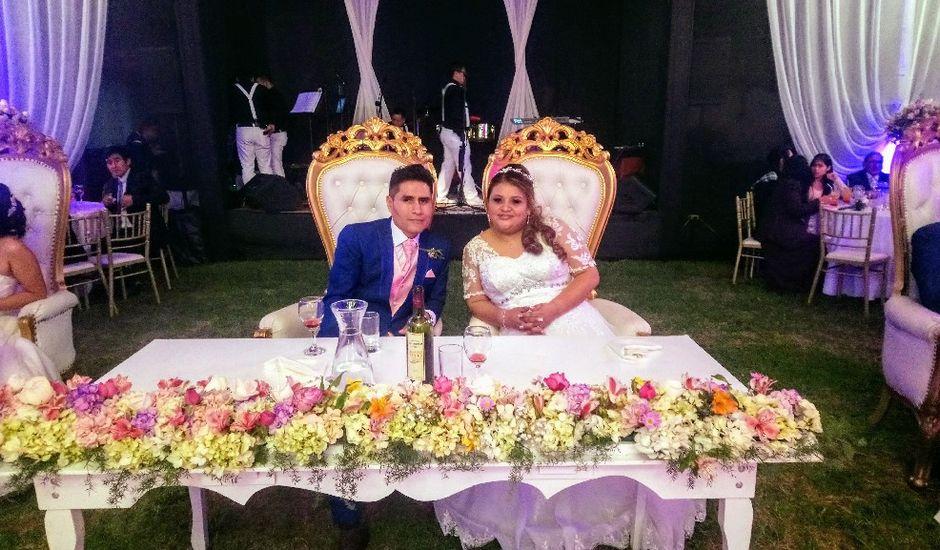 El matrimonio de Armando   y Julissa  en Ate, Lima