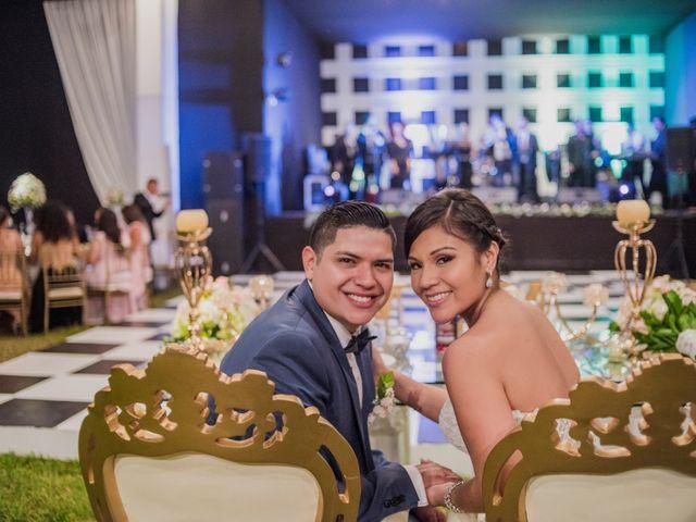 El matrimonio de Flor y Javier