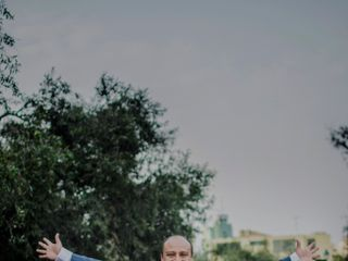 El matrimonio de Ibis y Luis Enrique 2