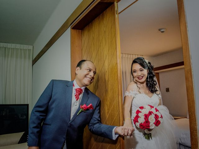 El matrimonio de Ibis y Luis Enrique