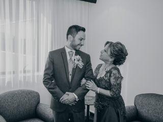 El matrimonio de Janny y Dennis 2