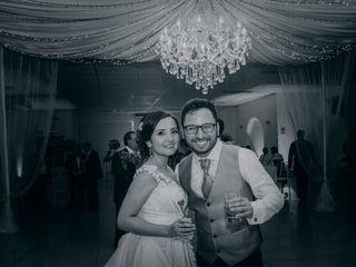 El matrimonio de Janny y Dennis