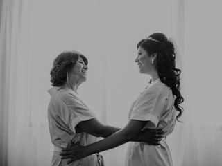 El matrimonio de Mayra y Javier 1