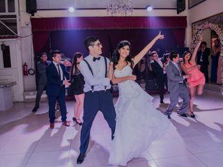 El matrimonio de Mayra y Javier