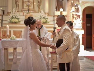 El matrimonio de Nataly y Luis