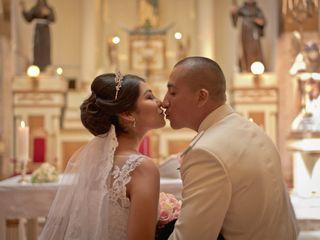 El matrimonio de Nataly y Luis 2