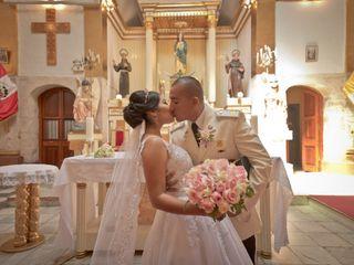 El matrimonio de Nataly y Luis 3
