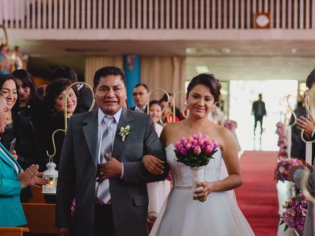 El matrimonio de Sussan y Paulo