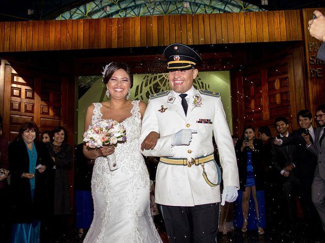 El matrimonio de Yackelin y José