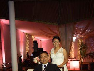 El matrimonio de Karem y Eddy 2