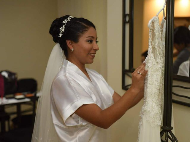 El matrimonio de Eddy y Karem en Trujillo, La Libertad 1