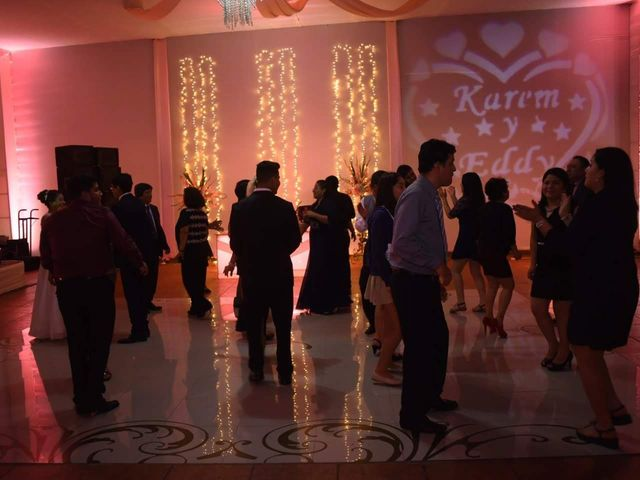 El matrimonio de Eddy y Karem en Trujillo, La Libertad 2