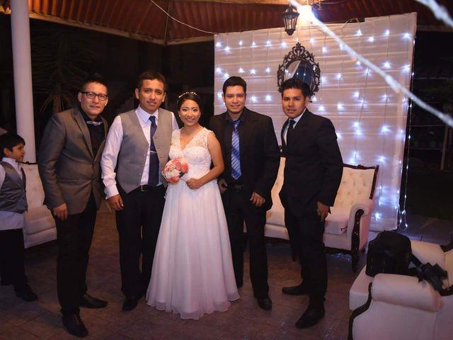 El matrimonio de Eddy y Karem en Trujillo, La Libertad 5