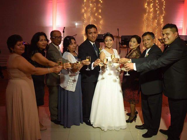 El matrimonio de Eddy y Karem en Trujillo, La Libertad 8
