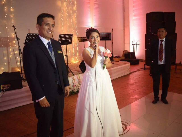 El matrimonio de Eddy y Karem en Trujillo, La Libertad 11