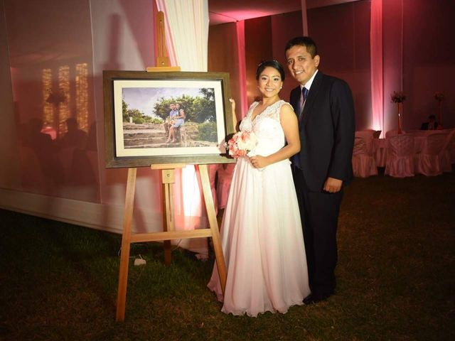 El matrimonio de Eddy y Karem en Trujillo, La Libertad 13