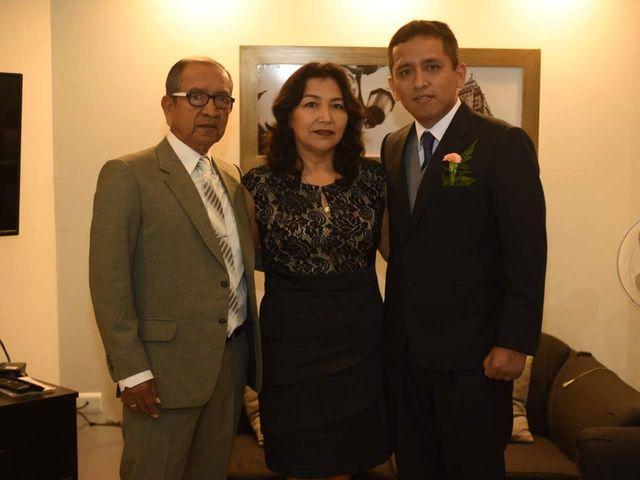 El matrimonio de Eddy y Karem en Trujillo, La Libertad 15