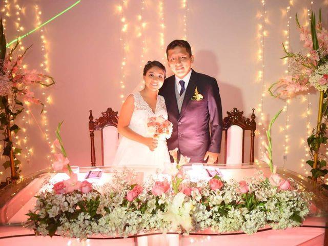 El matrimonio de Eddy y Karem en Trujillo, La Libertad 16
