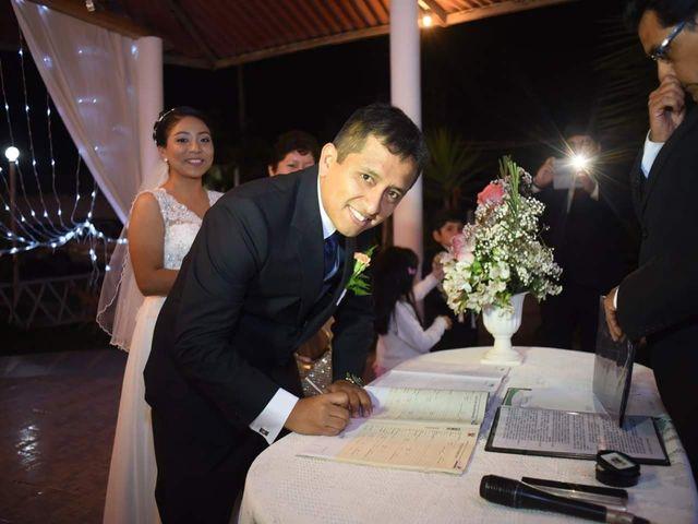 El matrimonio de Eddy y Karem en Trujillo, La Libertad 17