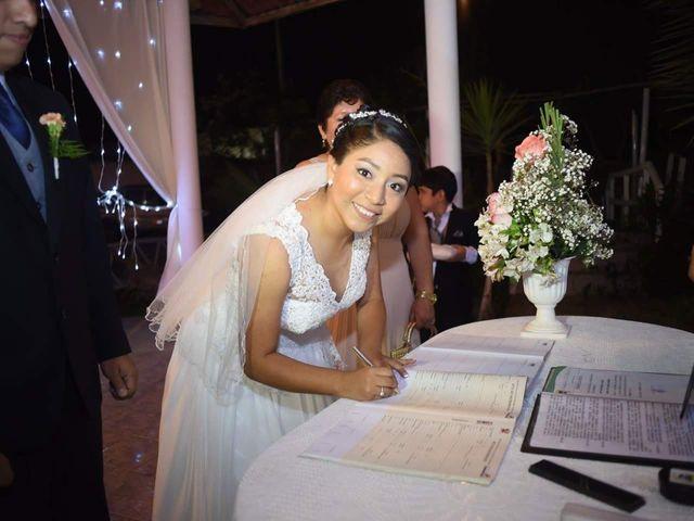 El matrimonio de Eddy y Karem en Trujillo, La Libertad 21